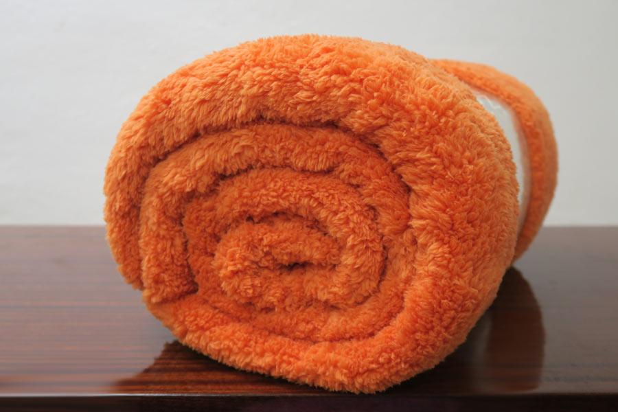 Deka ovečka Orange